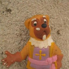Figuras de Goma y PVC: SEÑOR DE TREVILLE - D'ARTACAN Y LOS TRES MOSQUEPERROS - FIGURA DE PVC - BRB - STARTOYS - AÑO 1989.. Lote 97858447