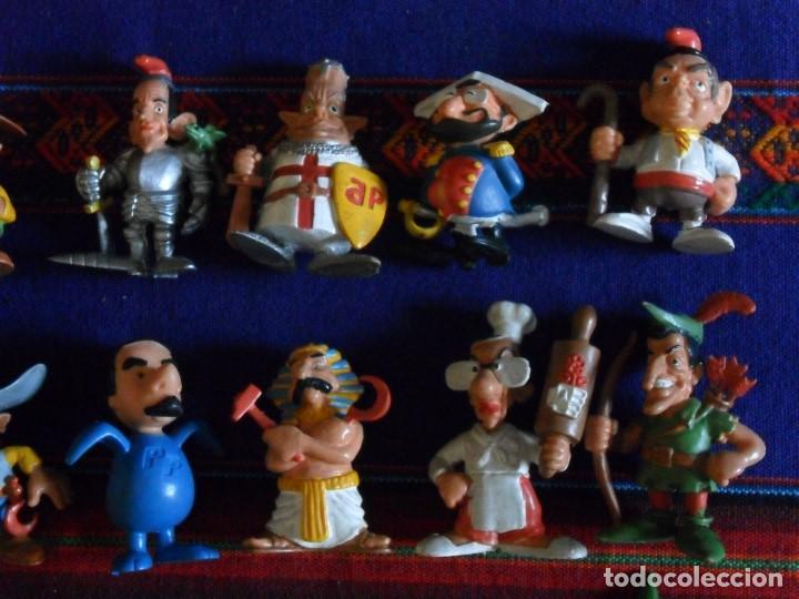 Figuras de Goma y PVC: 27 FIGURA PVC HEIDI PEDRO NIEBLA PITUFO INSPECTOR GADGET SNORKELS DAVID GNOMO WALT DISNEY POLÍTICOS - Foto 4 - 97915691