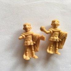 Figuras de Goma y PVC: RAL295 AÑOS 70/80 PLASTICO STARLUX PREMIUM TITO DUNKIN TIGRETON BIMBO ARIEL, ETC . Lote 98010823