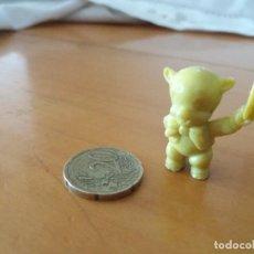 Figuras de Goma y PVC: FIGURA DUNKIN. WARNER. PORKY. AMARILLO.. Lote 98017047