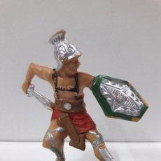 Figuras de Goma y PVC: GLADIADOR ROMANO . FIGURA REAMSA Nº 163 . AÑOS 60. Lote 98150983