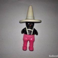 Figuras de Goma y PVC: MUÑECO MEJICANO JUGUETE DE KIOSKO. Lote 98245807