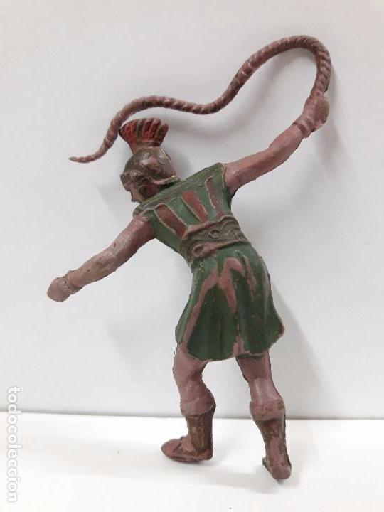 Figuras de Goma y PVC: MESSALA - PARA CUADRIGA . FIGURA REAMSA . AÑOS 50 EN GOMA - Foto 2 - 98708263