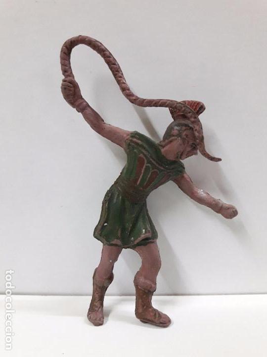 Figuras de Goma y PVC: MESSALA - PARA CUADRIGA . FIGURA REAMSA . AÑOS 50 EN GOMA - Foto 3 - 98708263