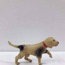 Figuras de Goma y PVC: PERRO - SERIE CIRCO . REALIZADO POR JECSAN . AÑOS 50 EN GOMA. Lote 98709451