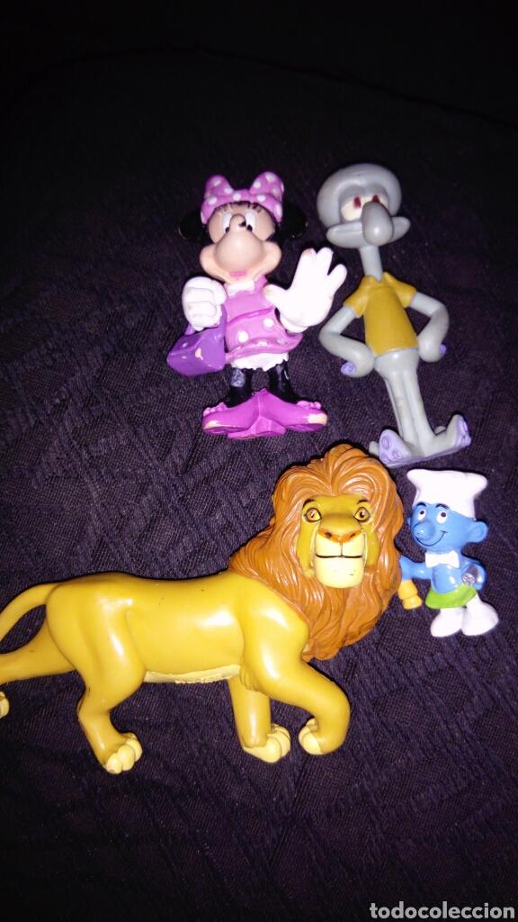 LOTE PVC FIGURAS (Juguetes - Figuras de Goma y Pvc - Otras)