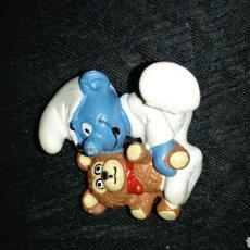 Figuras de Goma y PVC: FIGURA PVC BEBE PITUFO 80S. Lote 98815830