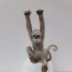 Figuras de Goma y PVC: MONO . SERIE CIRCO . REALIZADO POR JECSAN . AÑOS 60. Lote 98875211
