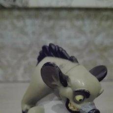 Figuras de Goma y PVC: FIGURA PVC O GOMA DURA HIENA DISNEY REY LEON. Lote 99068211