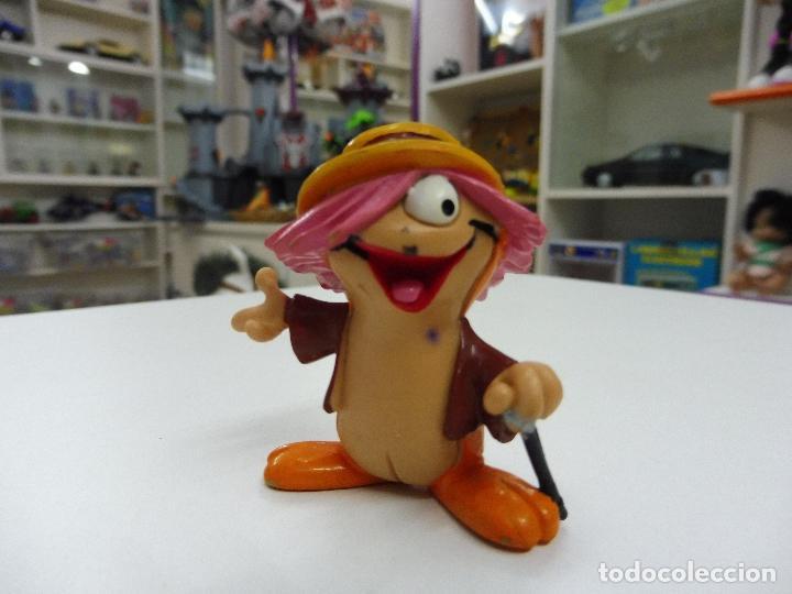 FIGURA DE GOMA 1,2,3 UN DOS TRES BOOM TVE TELEVISIÓN ESPAÑOLA COMICS SPAIN (Juguetes - Figuras de Goma y Pvc - Comics Spain)