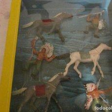 Figuras de Goma y PVC: CAJA OLIVER 5001 PECH. Lote 99102995