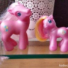 Figuras de Goma y PVC: MY LITTLE PONY. MARCA HASBRO. AÑO 2007.. Lote 99563395