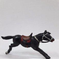 Figuras de Goma y PVC: CABALLO PARA VAQUERO - COWBOY . REALIZADO POR REAMSA . EN PLASTICO. Lote 99659315