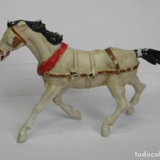 Figuras de Goma y PVC: CABALLO CARRETA CARAVANA DE COMANSI. Lote 99667647