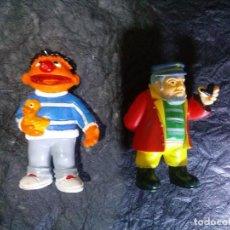Figuras de Goma y PVC: LOTE DE DOS FIGURAS COMIC SPAIN....ARTESANIA LATINA S.A... Lote 99695955