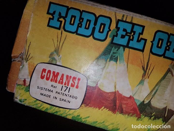 Figuras de Goma y PVC: COMANSI-TODO EL OESTE AMERICANO-REF 171, AÑOS 60 - Foto 9 - 99731563