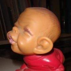 Figuras de Goma y PVC: MUÑECO DE GOMA. NIÑO EN ORINAL.. Lote 99739739
