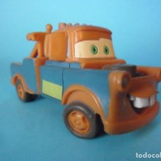 Figuras de Goma y PVC: CARS TOW MATE MATER COCHE DE PVC DISNEY PIXAR BULLY. Lote 99762979