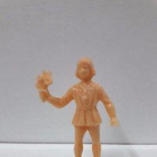 Figuras de Goma y PVC: FIGURA MOLDE REAMSA . SERIE LA CORTE DEL CASTILLO FEUDAL . MONOCOLOR. Lote 99785759