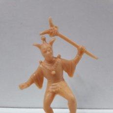 Figuras de Goma y PVC: FIGURA MOLDE REAMSA . SERIE LA CORTE DEL CASTILLO FEUDAL . MONOCOLOR. Lote 99785839