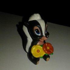 Figuras de Goma y PVC: WALT DISNEY FIGURA DE PVC PERSONAJE DE BAMBI DIBUJOS ANIMADOS CLASICO. Lote 99906771