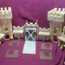 Figuras de Goma y PVC: CASTILLO SCHLEICH CASTILLO RITTERBURG EXPECTACULAR!!!!!. Lote 99932646