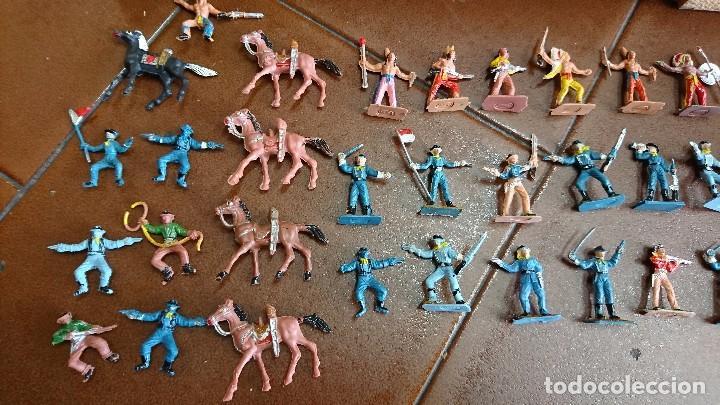 Figuras de Goma y PVC: MÍNI-OESTE COMANSI, DODGE CIUDAD SIN LEY - Foto 6 - 99934499