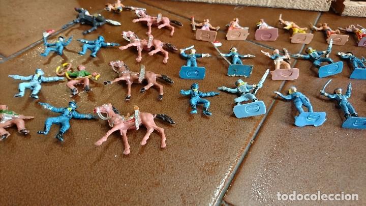 Figuras de Goma y PVC: MÍNI-OESTE COMANSI, DODGE CIUDAD SIN LEY - Foto 9 - 99934499