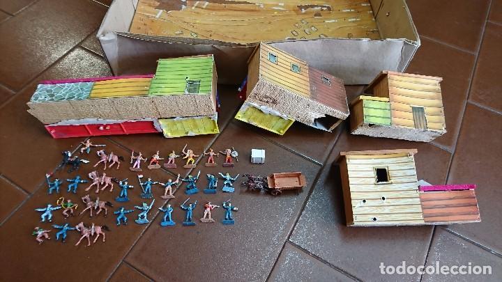 Figuras de Goma y PVC: MÍNI-OESTE COMANSI, DODGE CIUDAD SIN LEY - Foto 10 - 99934499
