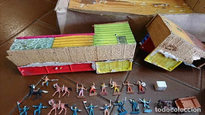 Figuras de Goma y PVC: MÍNI-OESTE COMANSI, DODGE CIUDAD SIN LEY - Foto 11 - 99934499
