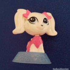 Figuras de Goma y PVC: == L09 - FIGURA LITTLE PET SHOP - PERRITA. Lote 99934823