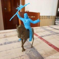 Figuras de Goma y PVC: REAMSA SERIE INDIOS OESTE.. Lote 99957187