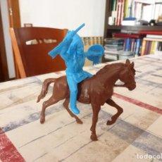 Figuras de Goma y PVC: REAMSA SERIE INDIOS OESTE.. Lote 99957191