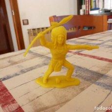 Figuras de Goma y PVC: REAMSA SERIE INDIOS OESTE.. Lote 99958423