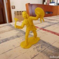 Figuras de Goma y PVC: REAMSA SERIE INDIOS OESTE.. Lote 99958455