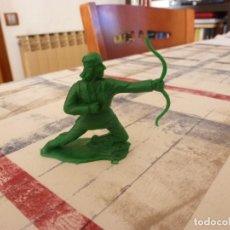Figuras de Goma y PVC: REAMSA SERIE INDIOS OESTE.. Lote 99958487