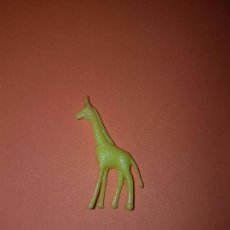 Figuras de Goma y PVC: DUNKIN FIERAS DEL ZOO. Lote 100128315
