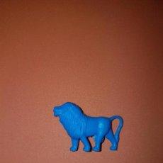 Figuras de Goma y PVC: DUNKIN FIERAS DEL ZOO. Lote 100128343