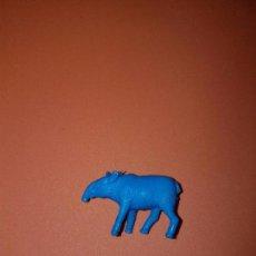 Figuras de Goma y PVC: DUNKIN FIERAS DEL ZOO. Lote 100128679