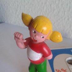 Figuras de Goma y PVC: SOBRINA DEL INSPECTOR GADGET. Lote 100137423