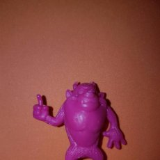 Figuras de Goma y PVC: DUNKIN WARNER. Lote 100206759