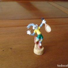 Figuras de Goma y PVC: FIGURA WARNER BROS EN PVC O GOMA DE BUGS BUNNY. Lote 100345535