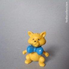 Figuras de Goma y PVC: FIGURA DUNKIN TITO ARISTOGATO DISNEY DETERGENTE SKIP . Lote 100398211