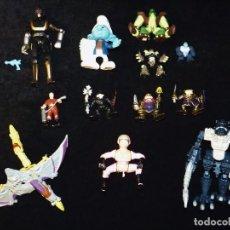 Figuras de Goma y PVC: LOTE DE 12 FIGURAS VARIADAS. GOMA Y PVC. Lote 100420783