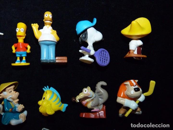 Figuras Kinder: LOTE DE 24 FIGURAS VARIADAS KINDER + 5 VARIOS - Foto 4 - 100421019