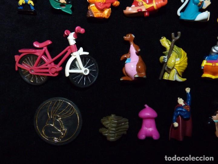 Figuras Kinder: LOTE DE 24 FIGURAS VARIADAS KINDER + 5 VARIOS - Foto 5 - 100421019