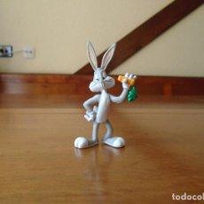 Figuras de Goma y PVC: FIGURA WARNER BROS EN PVC O GOMA: BUGS BUNNY. Lote 100472319