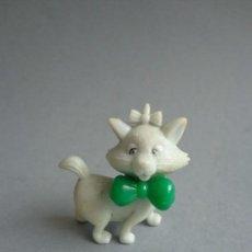 Figuras de Goma y PVC: FIGURA DUNKIN TITO ARISTOGATO DISNEY DETERGENTE SKIP. Lote 100541867