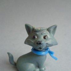 Figuras de Goma y PVC: FIGURA DUNKIN TITO ARISTOGATO DISNEY DETERGENTE SKIP . Lote 100541951