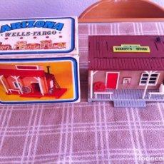 Figuras de Goma y PVC: PRECIOSA CASA DE COMANSI . Lote 100546619
